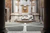 Sejak Italia mengumumkan adanya karantina wilayah akibat COVID-19, museum bersejarah ini harus ditutup sementara waktu.