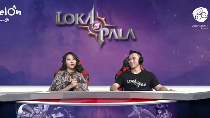 CEO Anantarupa Studio Ivan Chen yang merilis game Lokapala mengatakan di Korea potensi industri gaming bisa 11x lipat dari Kpop.