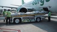 Citilink Terbangkan Pesawat Kargo Perdana