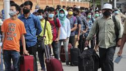Kasus Corona di India Tembus Angka 150 Ribu, 4.337 Orang Meninggal