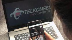 Telkomsel Pastikan Layanan Komunikasi di Sumatara Pulih 100%
