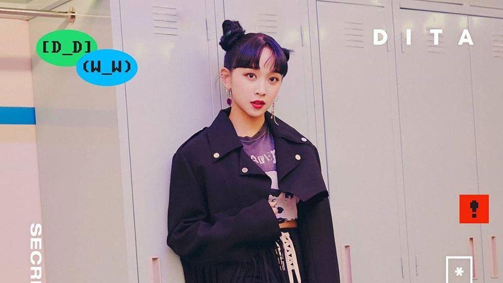 Debut Jadi Idola K-Pop di Secret Number, Dita Karang Terinspirasi IU