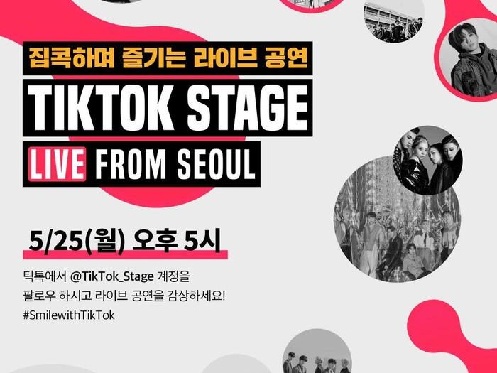 TikTok Stage Live From Seoul