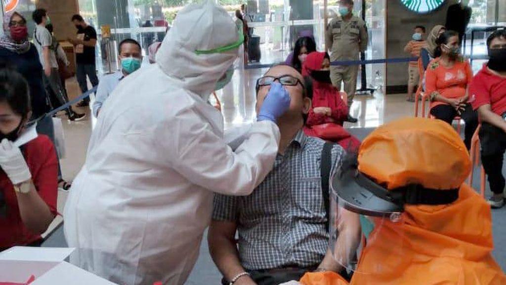 Gelar Tes Swab di Mal, Ini Kata Wali Kota Semarang