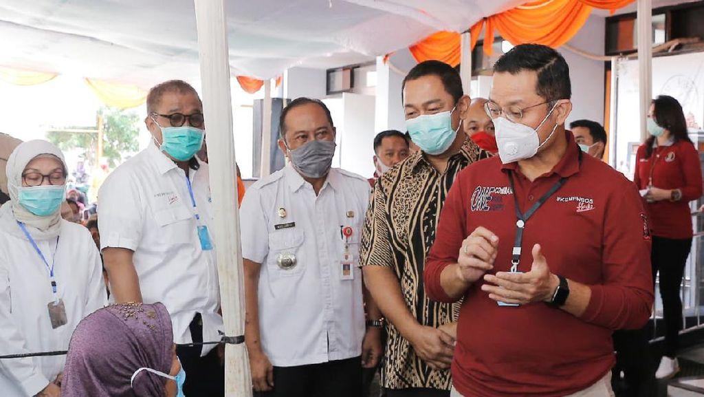 114 Ribu KK di Kota Semarang Selesai Dapat BST Sebelum Lebaran