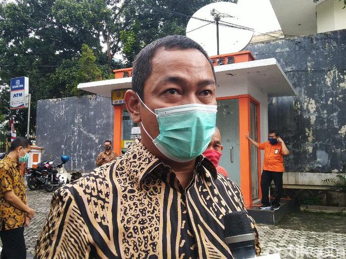 Wali Kota Semarang, Hendrar Prihadi, Kamis (21/5/2020).