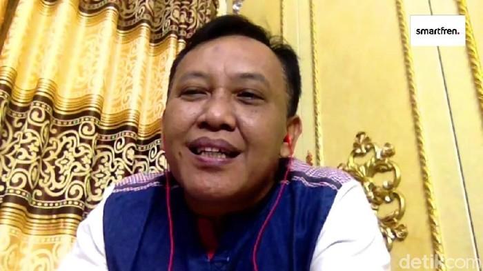Kelik Pelipur Lara dalam acara Pulang Kampung Digital ke Yogyakarta, Kamis (21/5/2020).