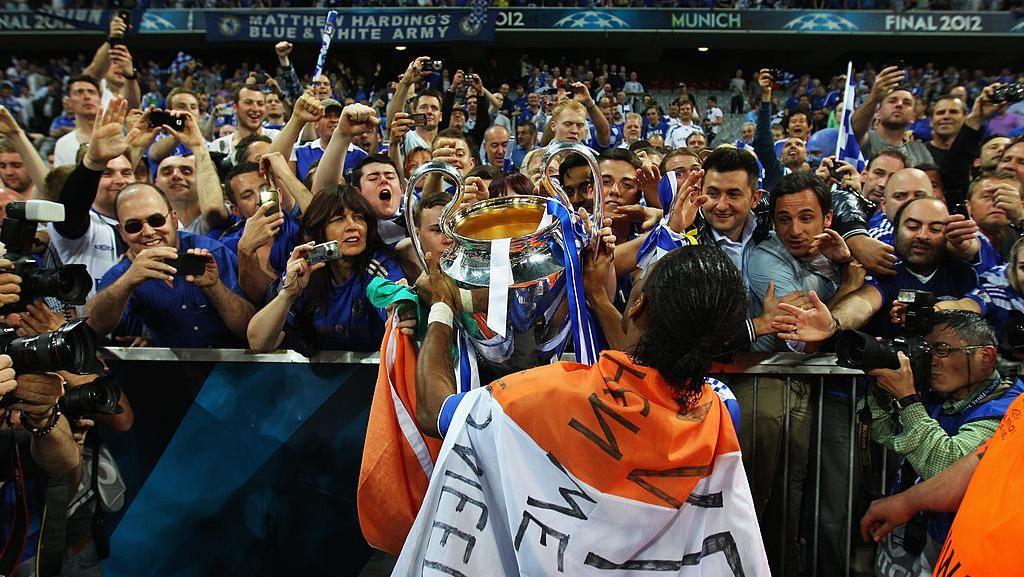 Bagi Drogba, Chelsea Menang Liga Champions karena Juan Mata