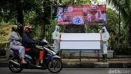 Alasan Pemkot Jakpus Sosialisasi COVID dengan Peti Mati: Capek Pakai Toa