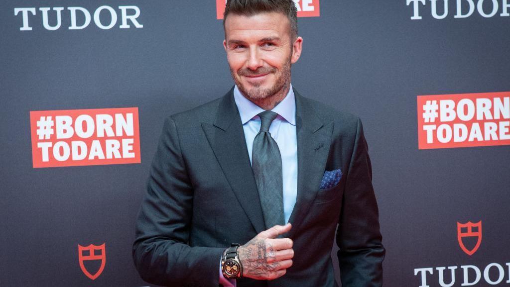 Zidane Ulang Tahun, Beckham Posting Assist Cantik
