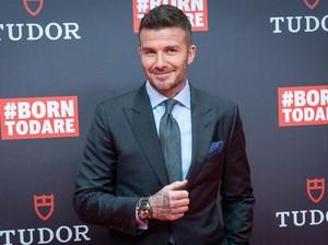 Rajin Rawat Diri, David Beckham Pakai Serum Rp 3,4 Juta