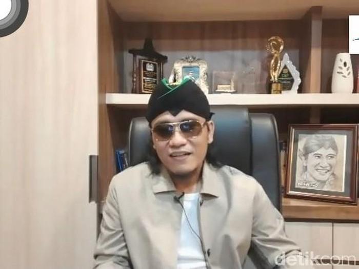 Gus Miftah dalam Pulang Kampung Digital, Kamis (21/5/2020).