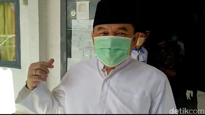 Bupati Ogan Ilir, Ilyas Panji Alam.