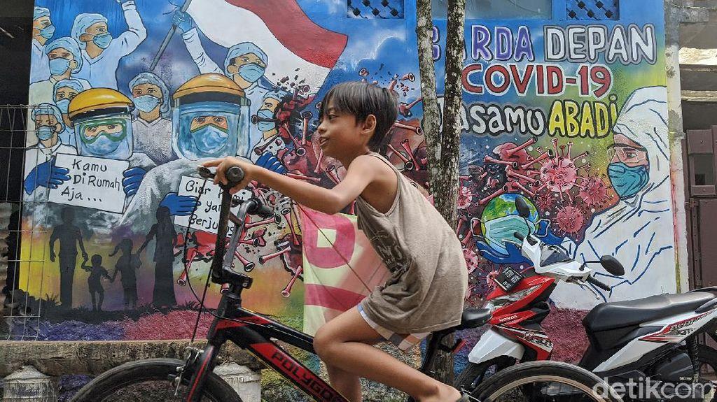 Sebaran Pasien Virus Corona di Indonesia, 7.935 Sembuh, 1.663 Meninggal