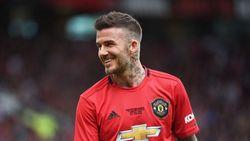David Beckham Ingin Filmkan Hidupnya, Terinspirasi Michael Jordan