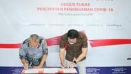 Lewat BNPB, Produsen Smartphone Donasi 3.500 APD untuk Tenaga Medis