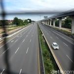 Sampai Malam Takbiran, 465 Ribu Mobil Tinggalkan Jakarta Lewat Tol