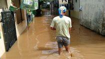 Sempat Terendam 1 Meter, Banjir di Pondok Pinang Akibat Kali Meluap