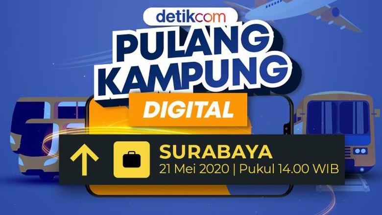 Pulang Kampung Digital detikcom