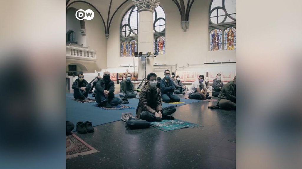 Gereja di Jerman Buka Pintu untuk Muslim Salat Jumat