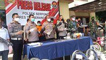 Balap Liar Tutup Jalan di Selatan Tangerang demi Sebuah Taruhan