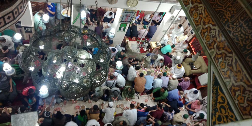 Pelajar Indonesia Ceritakan Suasana Ramadhan di Mesir di Tengah Corona