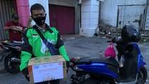 Dari Bekasi Hingga Surabaya, 5 Mitra #AntarkanSemangat Bagikan Donasi