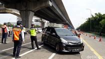 Selama 32 Hari, Polri Putar Balikkan 82.604 Kendaraan