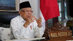Hadapi New Normal, Maruf: Jaga Keseimbangan Keamanan Diri dan Produktivitas