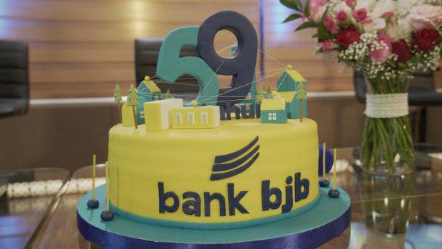 HUT bank bjb Ke 59 (Dok. bank bjb)