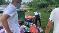 Menyayat Hati, Viral Pria Tua Mengais Sampah Cari Makan untuk Buka Puasa
