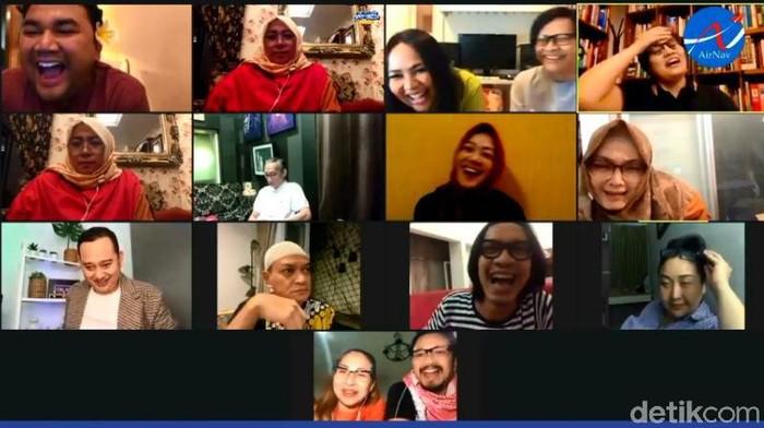 Artis Bandung Pulang Kampung Digital
