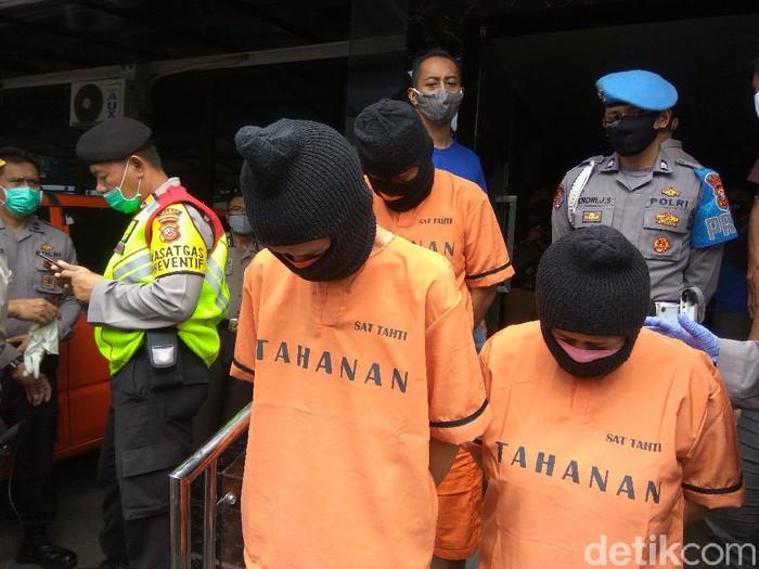 Polisi tangkap pelaku penipuan investasi dolar di Bandung Barat