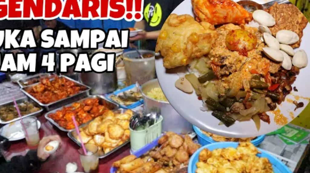 Murah Banget! Makan Nasi Teri Legendaris di Jogja Cuma Rp 5.000