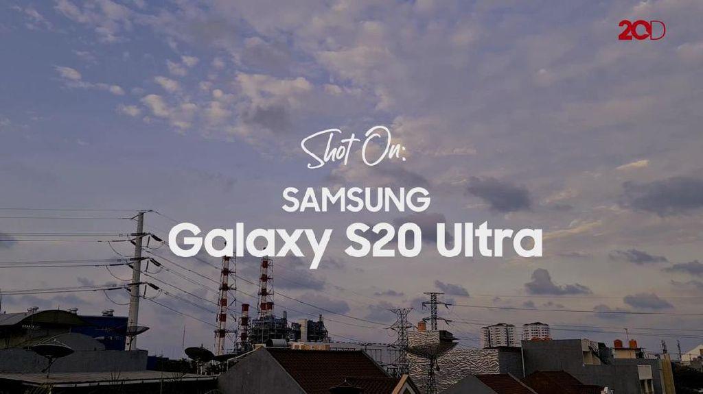Tips Fotografi di Rumah Aja Bareng Samsung S20