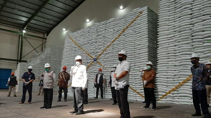 Jelang Lebaran, Kabupaten Malang Diguyur Ribuan Ton Gula