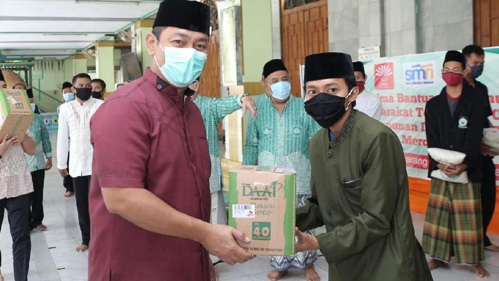 PKM Diperpanjang, Walkot Semarang Tegaskan Bansos Terus Bergulir