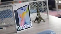Unboxing Galaxy Tab S6 Lite, Tablet Rp 7 Juta untuk Temani WFH