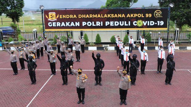 Gerakan Polri Peduli COVID-19/