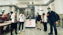 Pertamina Bagikan 5 Unit Swab Chamber Karya Mahasiswa ke RS COVID-19