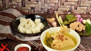 Resep Opor Ayam Kuning dan Putih yang Enak untuk Lebaran