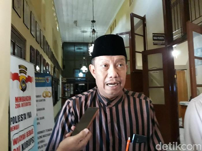 Wali Kota Yogyakarta, Haryadi Suyuti, Jumat (22/5/2020).