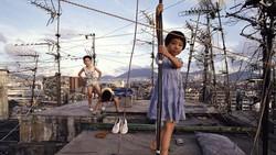 Legenda Kota Bertembok Kowloon Hong Kong, Tempat Terpadat di Bumi