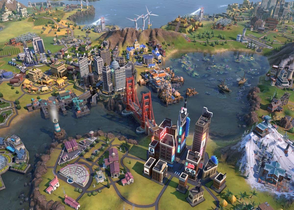 Civilization VI (ist)