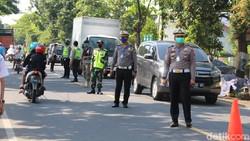 Langkah Polisi Antisipasi Pemudik yang Balik ke Jakarta
