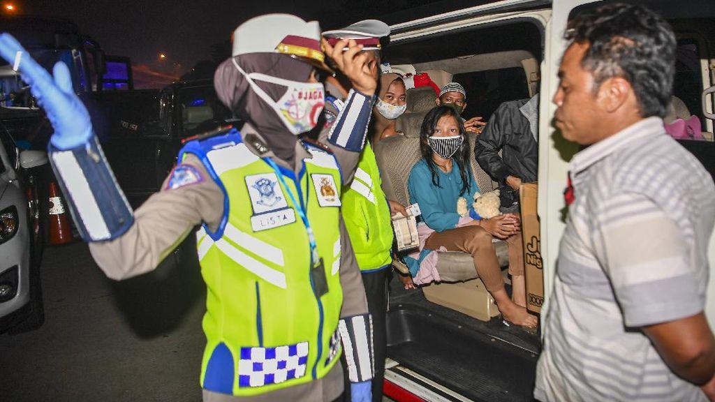 27 Juta Orang Kepingin Mudik Meski Dilarang, Polisi Pastikan Tak Ada yang Lolos