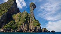 Pulau Thailand Ini Bentuknya Mirip Ayam