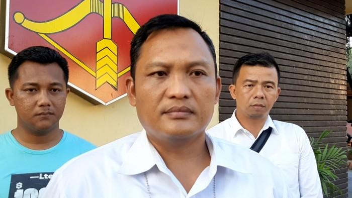 Kasubdit Jatanras Polda Sumatera Selatan, Kompol Suryadi (dok. detikcom)