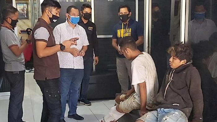 Hendak Kabur, 2 Pelaku Curanmor Bikin Resah Warga Lombok Ditembak