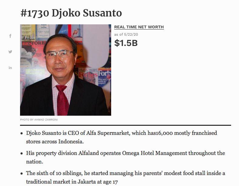 Djoko Susanto/Forbes